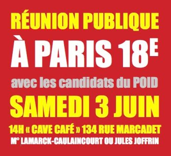 reunion paris 18